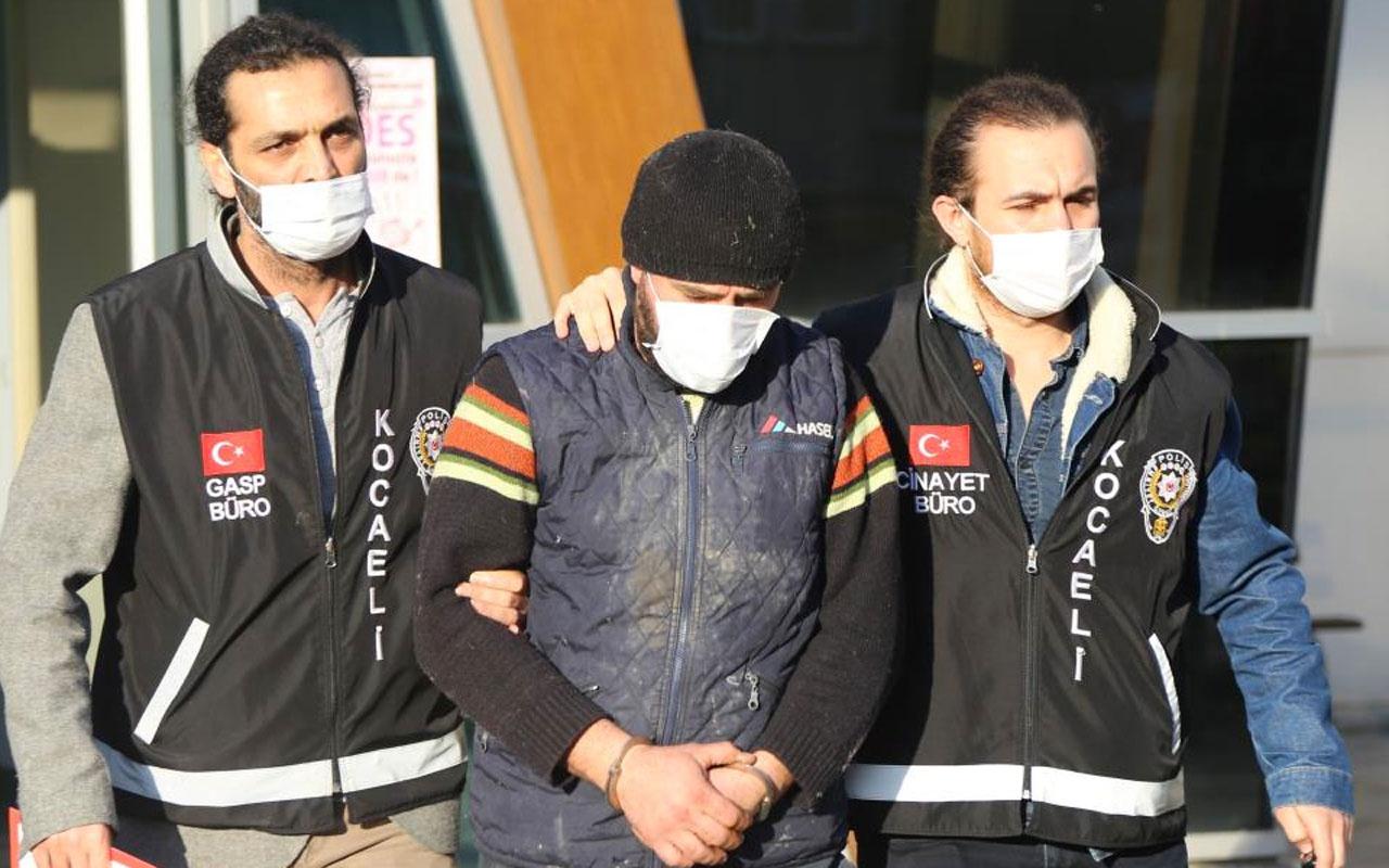 Kocaeli'de 8 yıl sonra gelen itiraf cinayeti çözdü