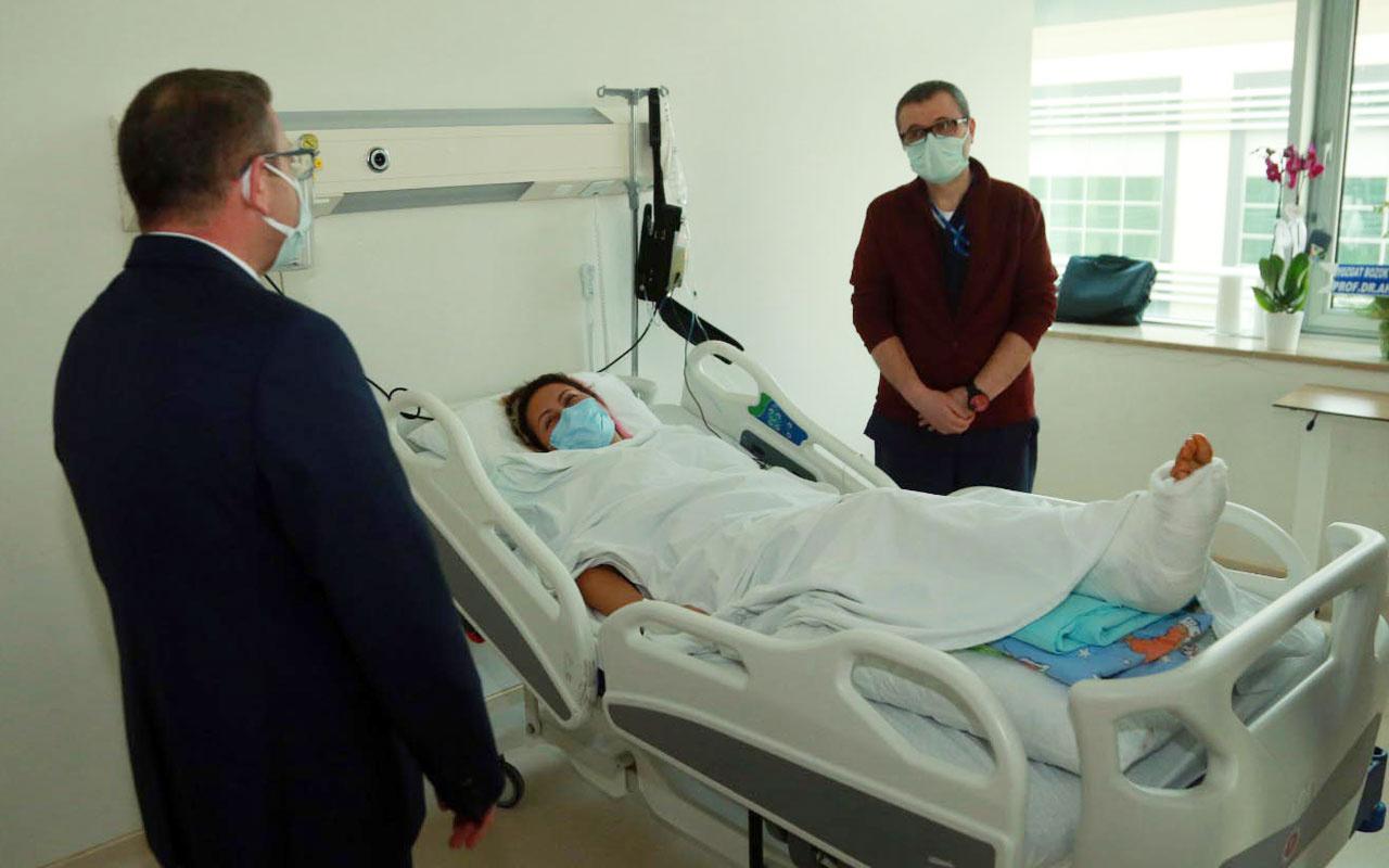 Yozgat'ta doktoru darbeden psikiyatrı hastası: Kafasına vurdum saçını çekmedim