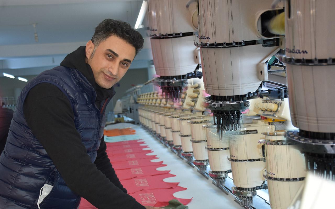 İstanbul'da tekstil işçisiydi ikinci kez patron oldu! Japonya'dan 1,5 milyon TL'ye getirdi