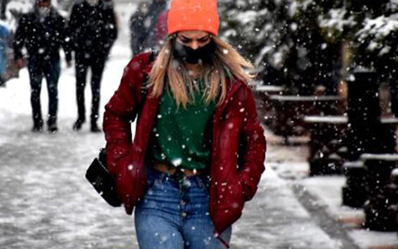 Meteoroloji bölge bölge uyardı! Kar yağışı, çığ ve yağmur etkili olacak