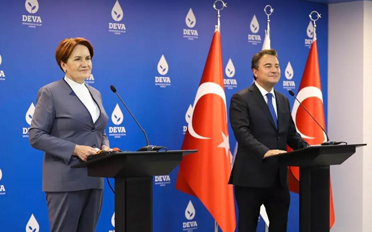 Meral Akşener'den ilginç 'yeni anayasa' yorumu! HDP'nin ziyaret talebine ne diyecek?