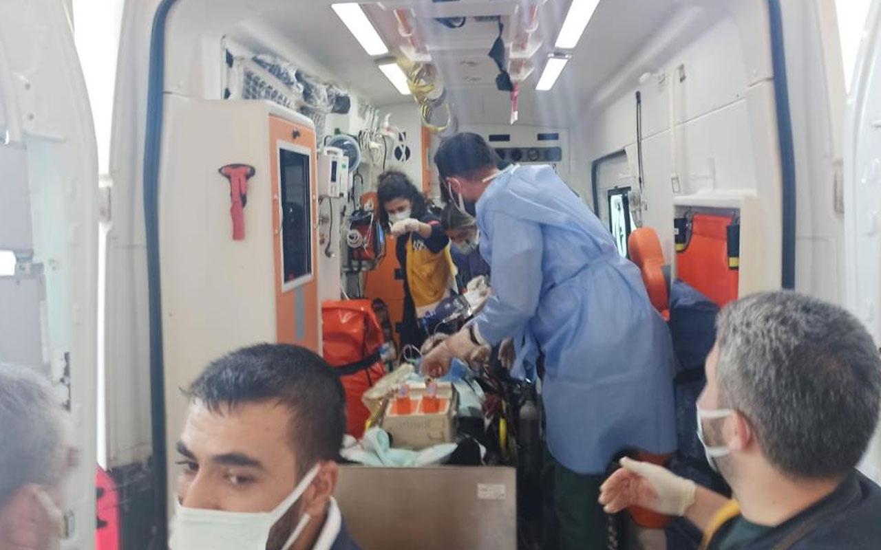 Adıyaman'da iki aile arasında silahlı kavga: 6 kişi öldü