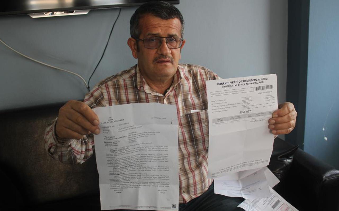 Ordu'da eve gelen kağıtla hayatının şokunu yaşadı: Hakime ben de şaşırdım