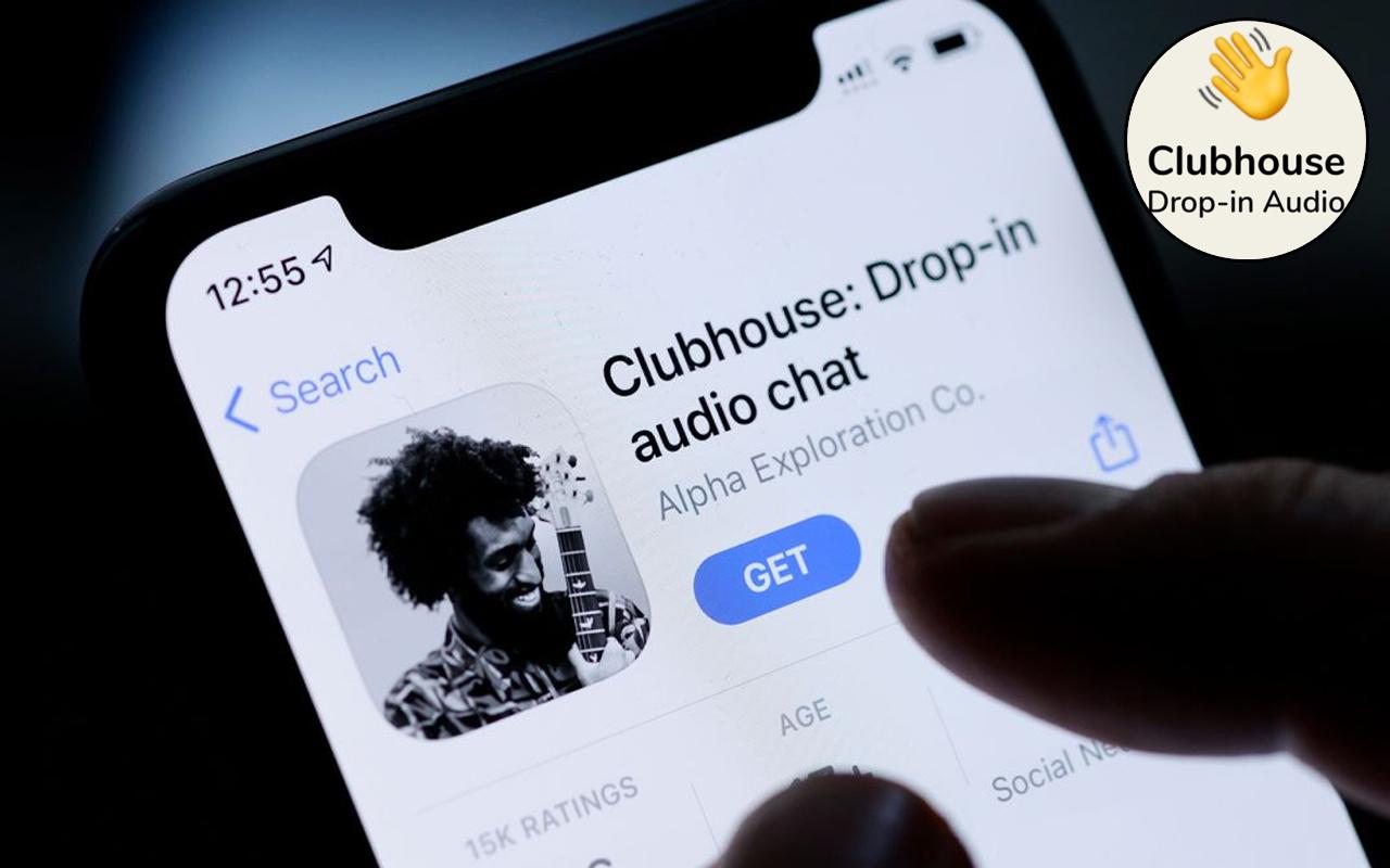 Davetiyesiz girilmiyor! Clubhouse logosunun altında yatan gizem ortaya çıktı