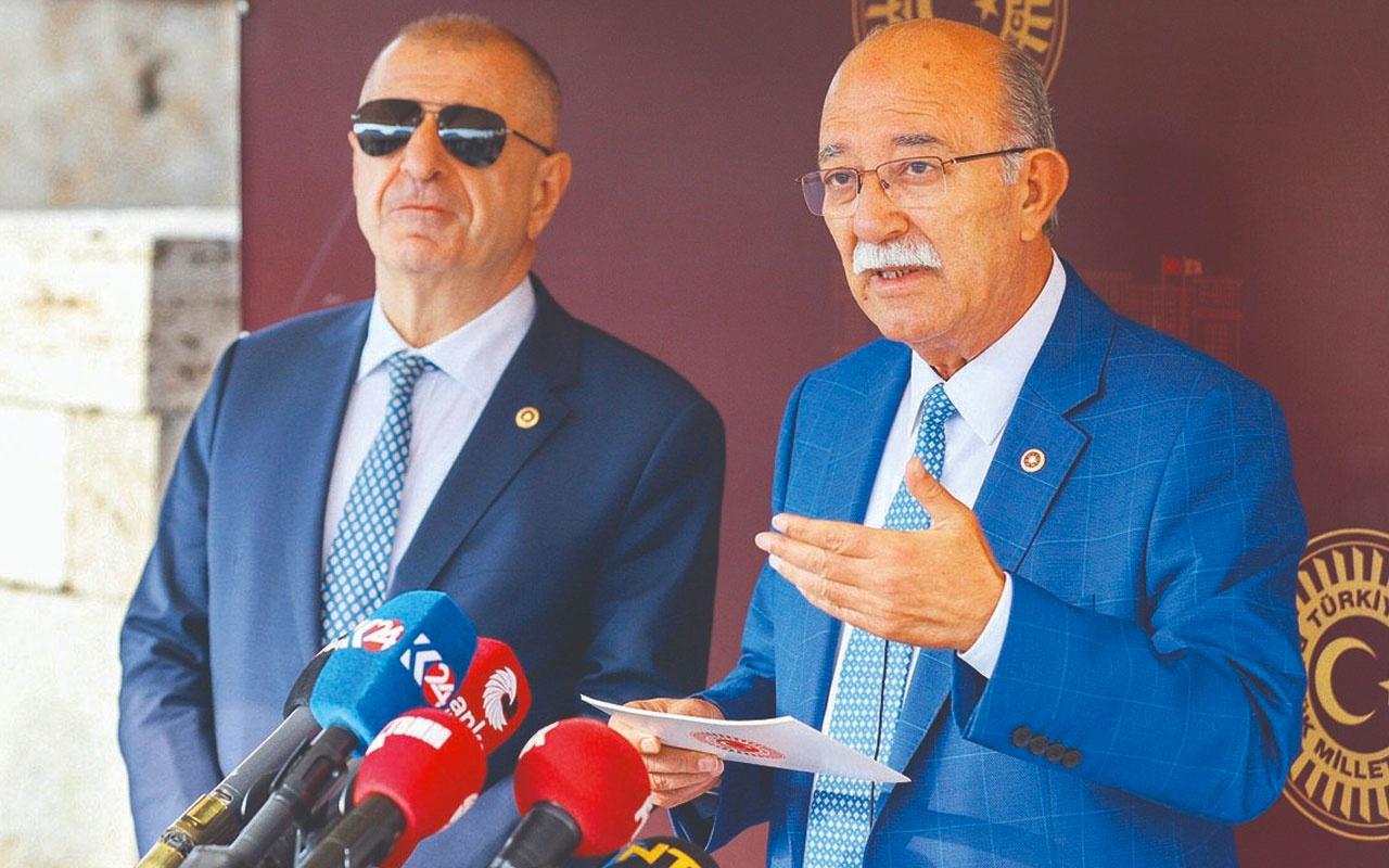 Bomba gelişme! İYİ Parti'den yeni bir parti çıkıyor İsmail Koncuk ile Ümit Özdağ kuruyor