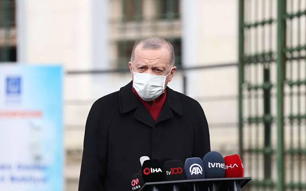 Erdoğan'dan son dakika 'yeni anayasa' ve 'Boğaziçi' açıklaması