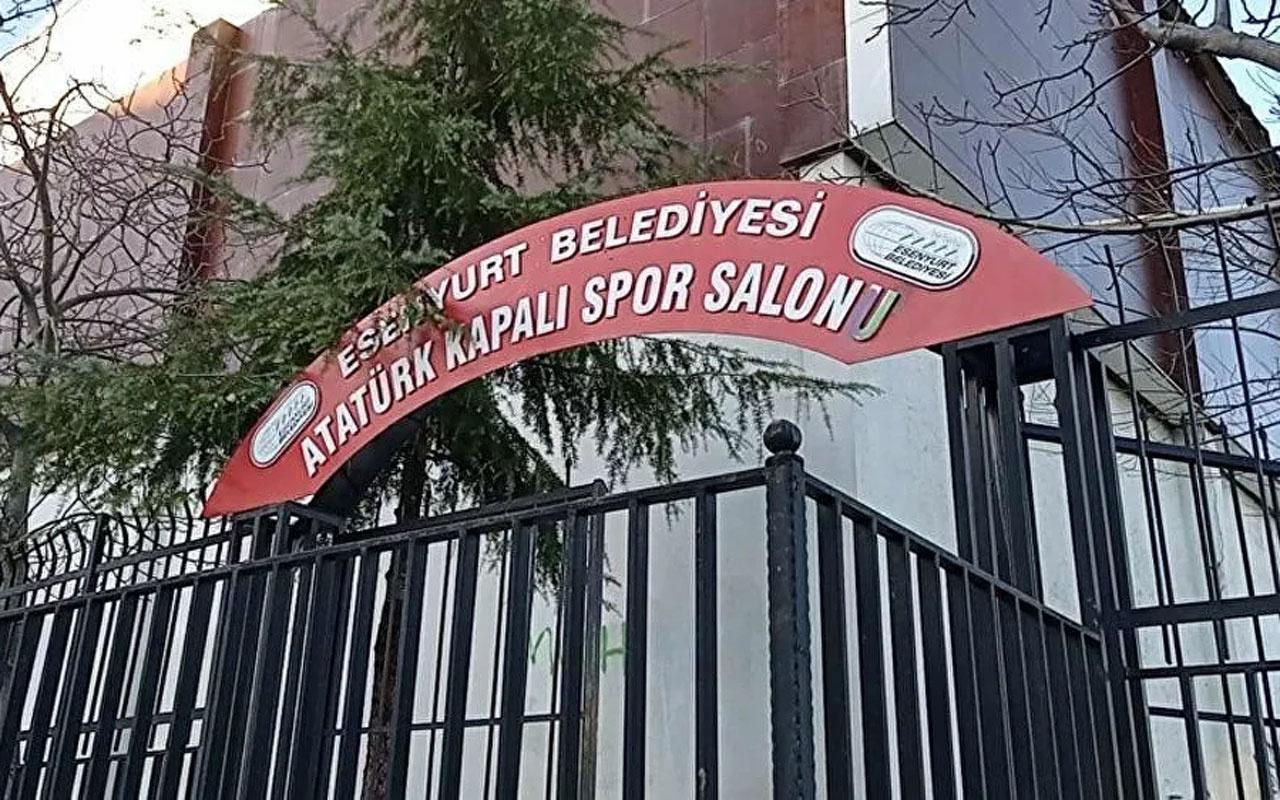 'CHP'li belediyenin spor tesislerine el konuldu' iddiası