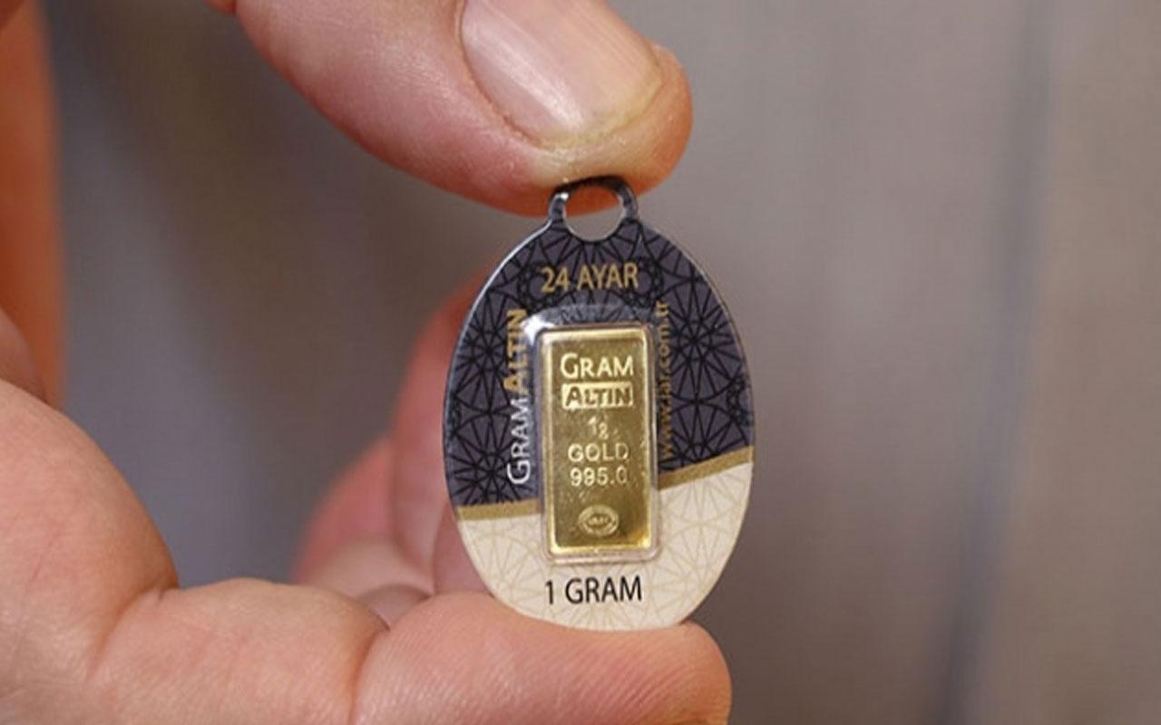 Düşüş sürüyor! Altının gram fiyatı 410 liraya geriledi