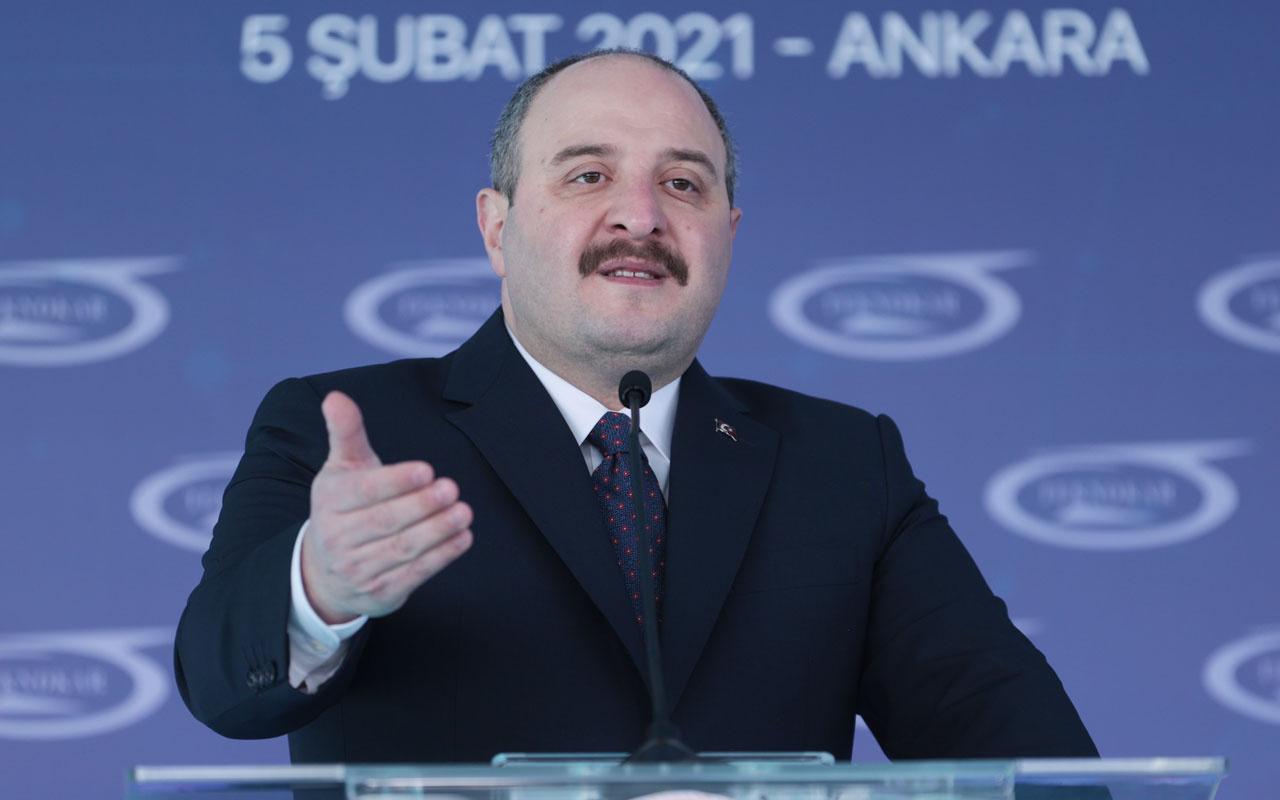 Bakan Mustafa Varank öncü göstergelere dikkat çekti