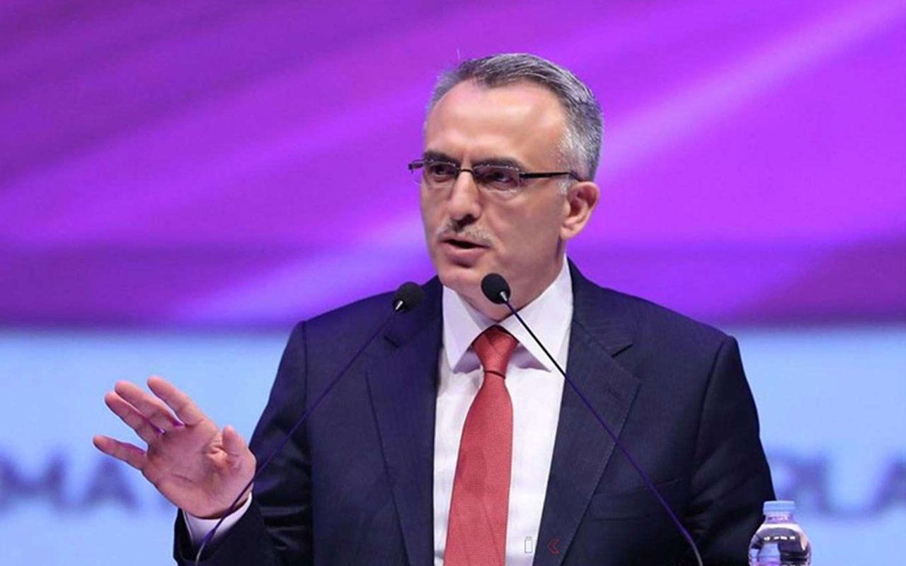 Naci Ağbal'dan ekonomiye ilişkin dikkat çeken 7 önemli mesaj