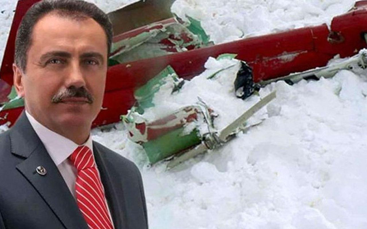 Muhsin Yazıcıoğlu'nun ölümüne ilişkin davada 3 kişiye hapis cezası