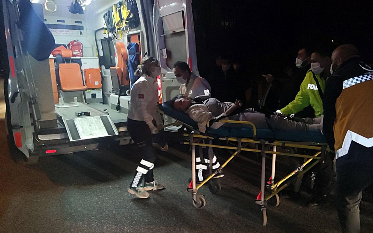 Otomobil içinde hareketsiz yatan kadını gördüler gerçek kısa sürede ortaya çıktı