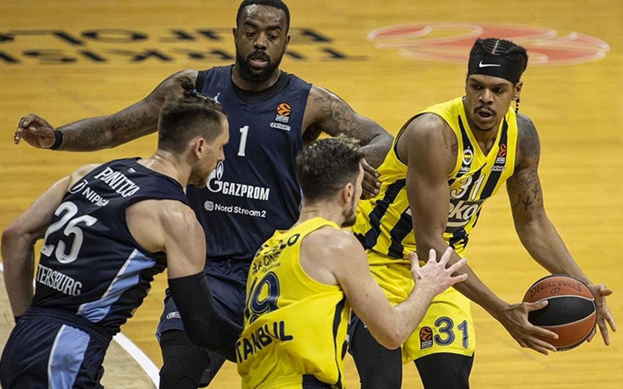 Fenerbahçe Beko Avrupa'da durdurulamıyor üst üste 9. galibiyet