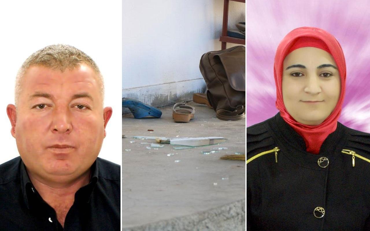 Kırşehir'de cani koca eşini 27 yerinden bıçaklayarak öldürdü