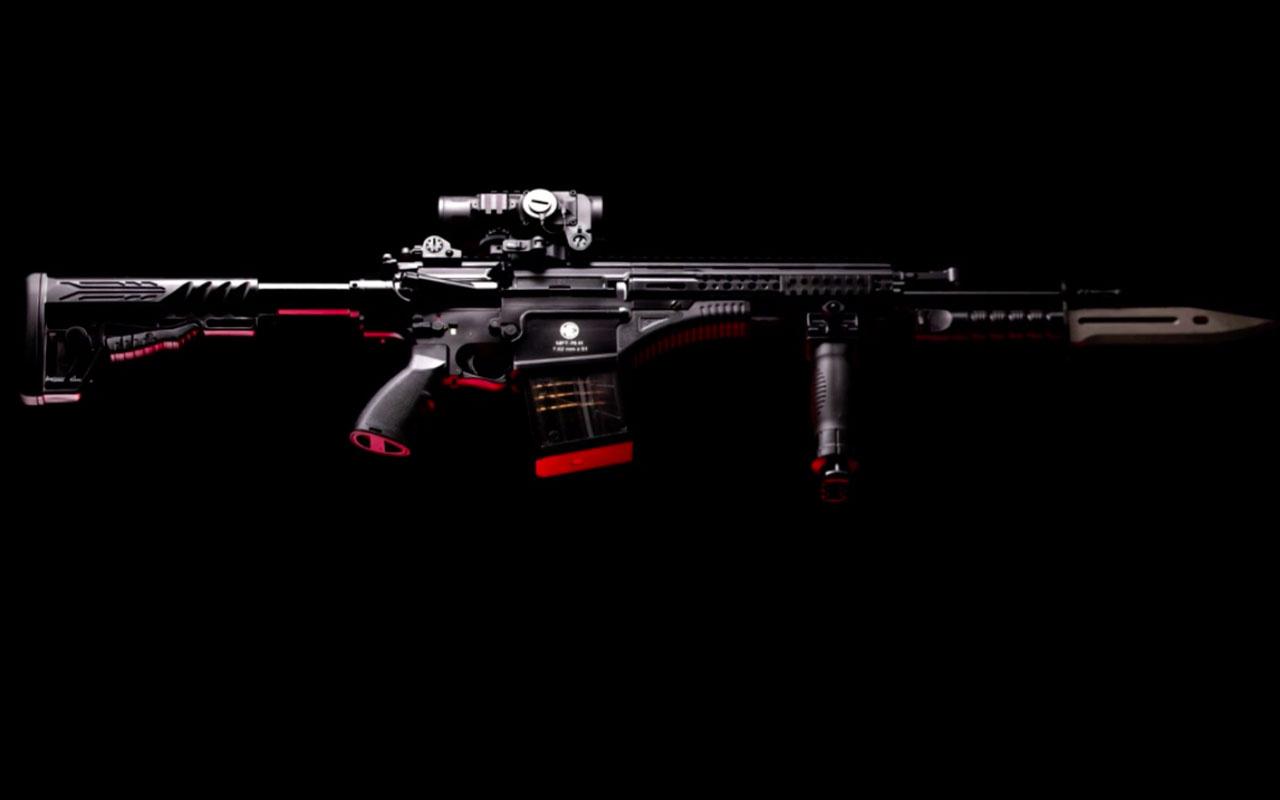 Hafifleyen Milli Piyade Tüfeği göreve hazır! Tam 400 gram hafifletildi