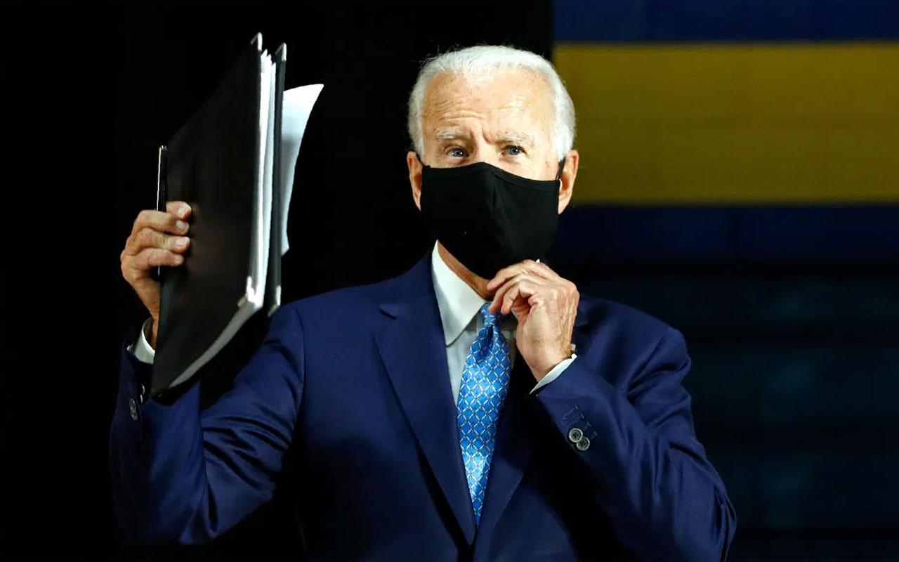 Joe Biden'den İran'a yaptırım açıklaması