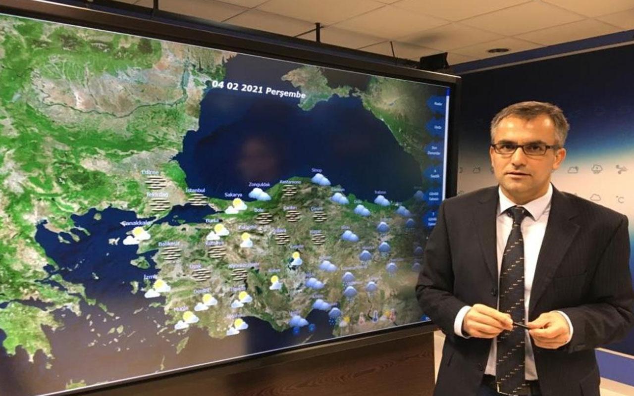 Kış gelmeden bahar geldi! Meteoroloji Genel Müdürlüğü'nden İlker Koç uyardı
