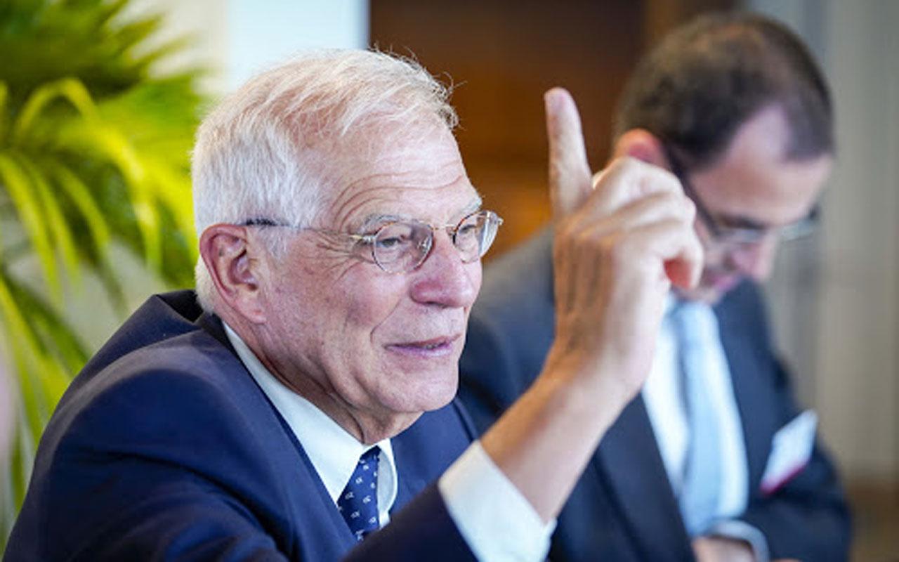 AB'de Rusya krizinde Josep Borrell için istifa sesleri!