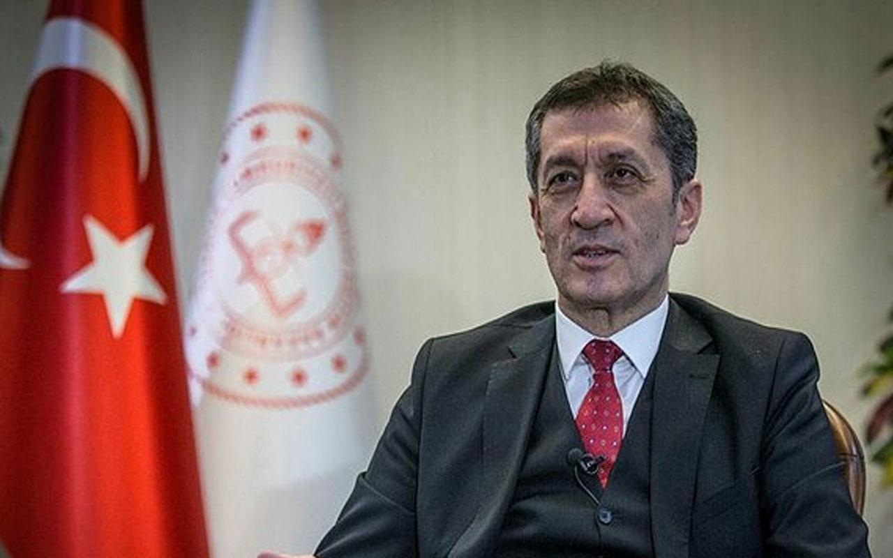 Milli Eğitim Bakanı Ziya Selçuk duyurdu! 425 bin öğretmen aşılanacak