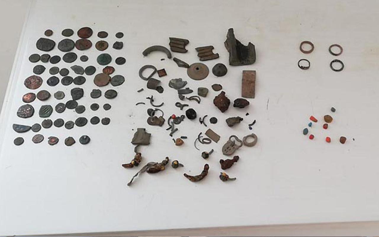 Hepsi birbirinden değerli! Eskişehir'de 92 adet ele geçirildi