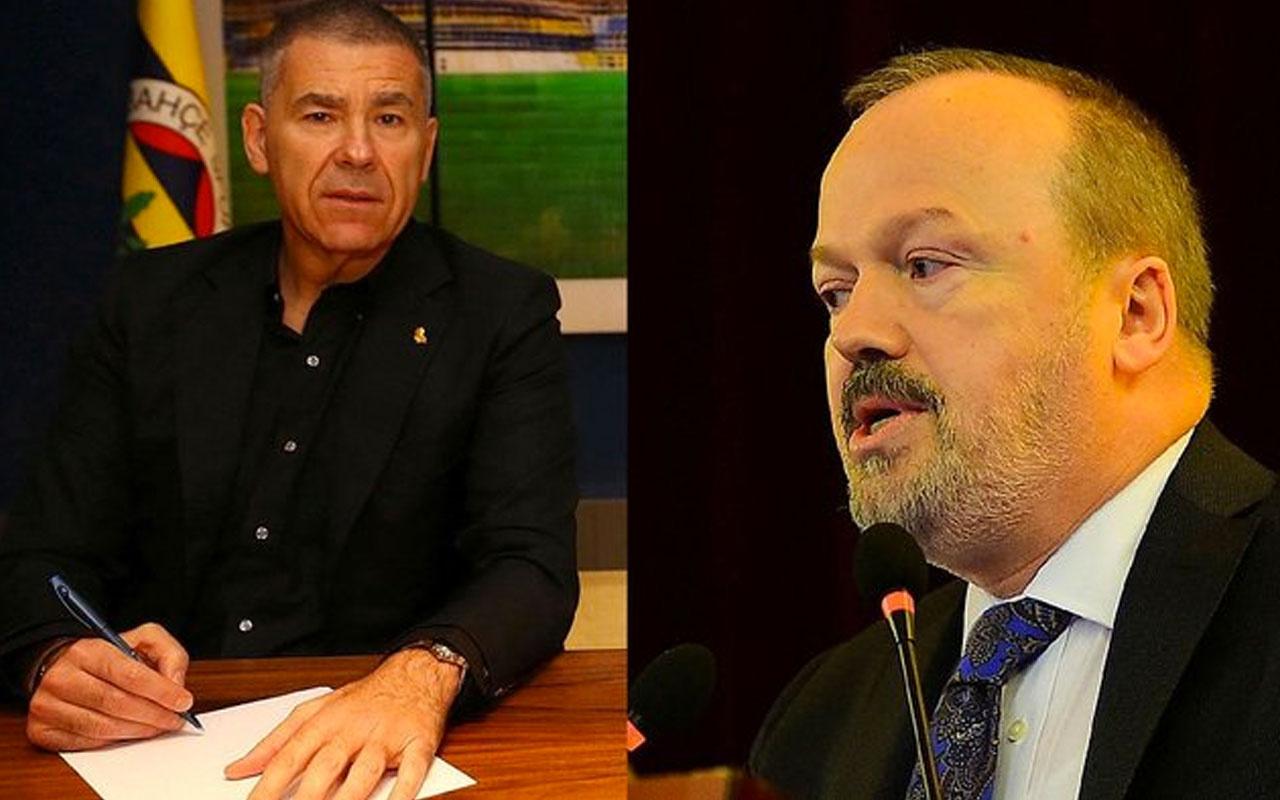 Fenerbahçeli yönetici Kemal Danabaş'tan sert sözler: Arda Turan'a ceza verilmeli