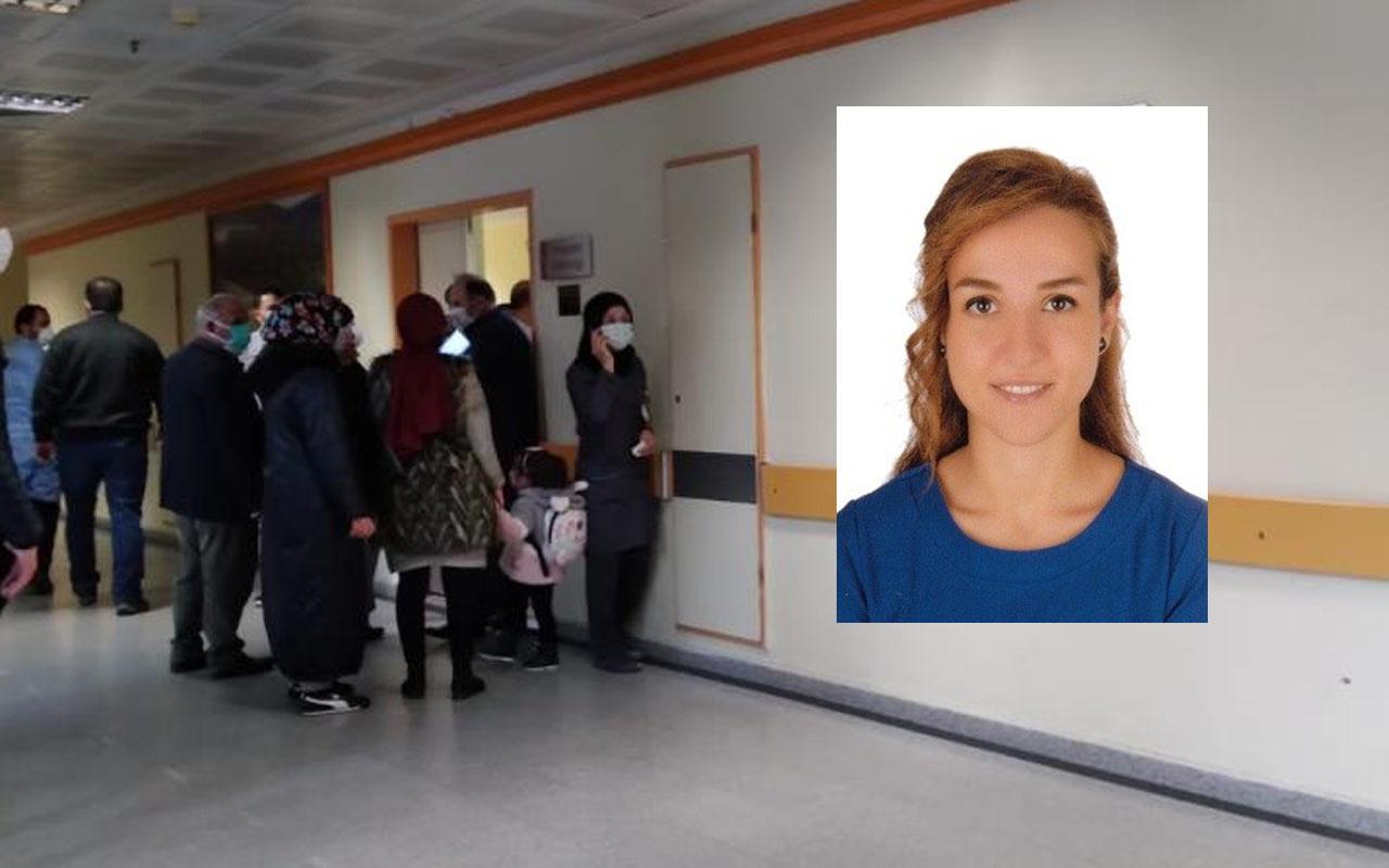 Rize'de kadın doktora dehşeti yaşattı! Orakla saldırdı kolundan yaraladı
