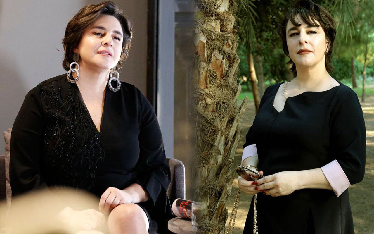 Esra Dermancıoğlu'nun hastalığı korkuttu atak gelince vücudunu kanatana kadar...