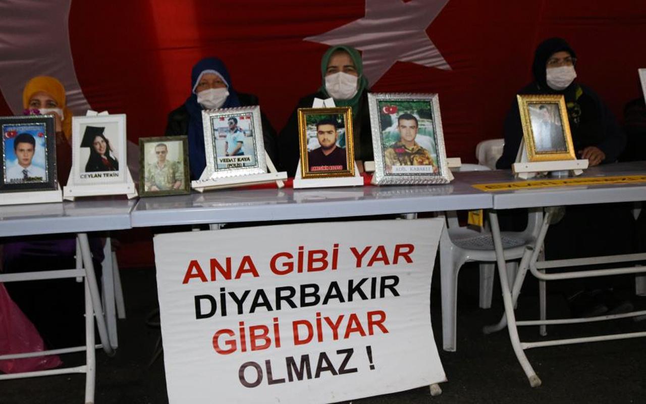 Twitter Diyarbakır'da evlat nöbeti tutan ailelerin hesabını kapattı