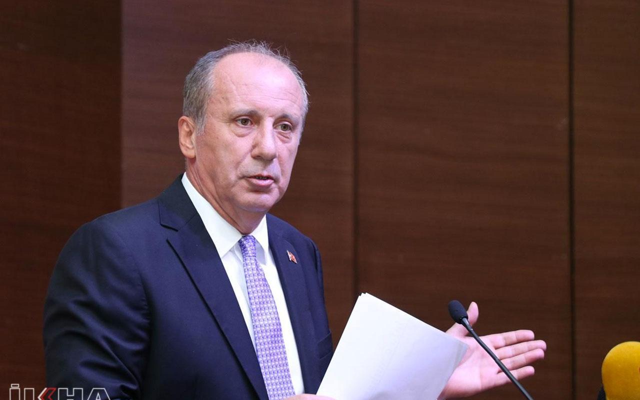 Muharrem İnce'nin istifası kesinleşti! Yönetimi bombaladı: Sahte CHP'lilerle yolumu ayırıyorum