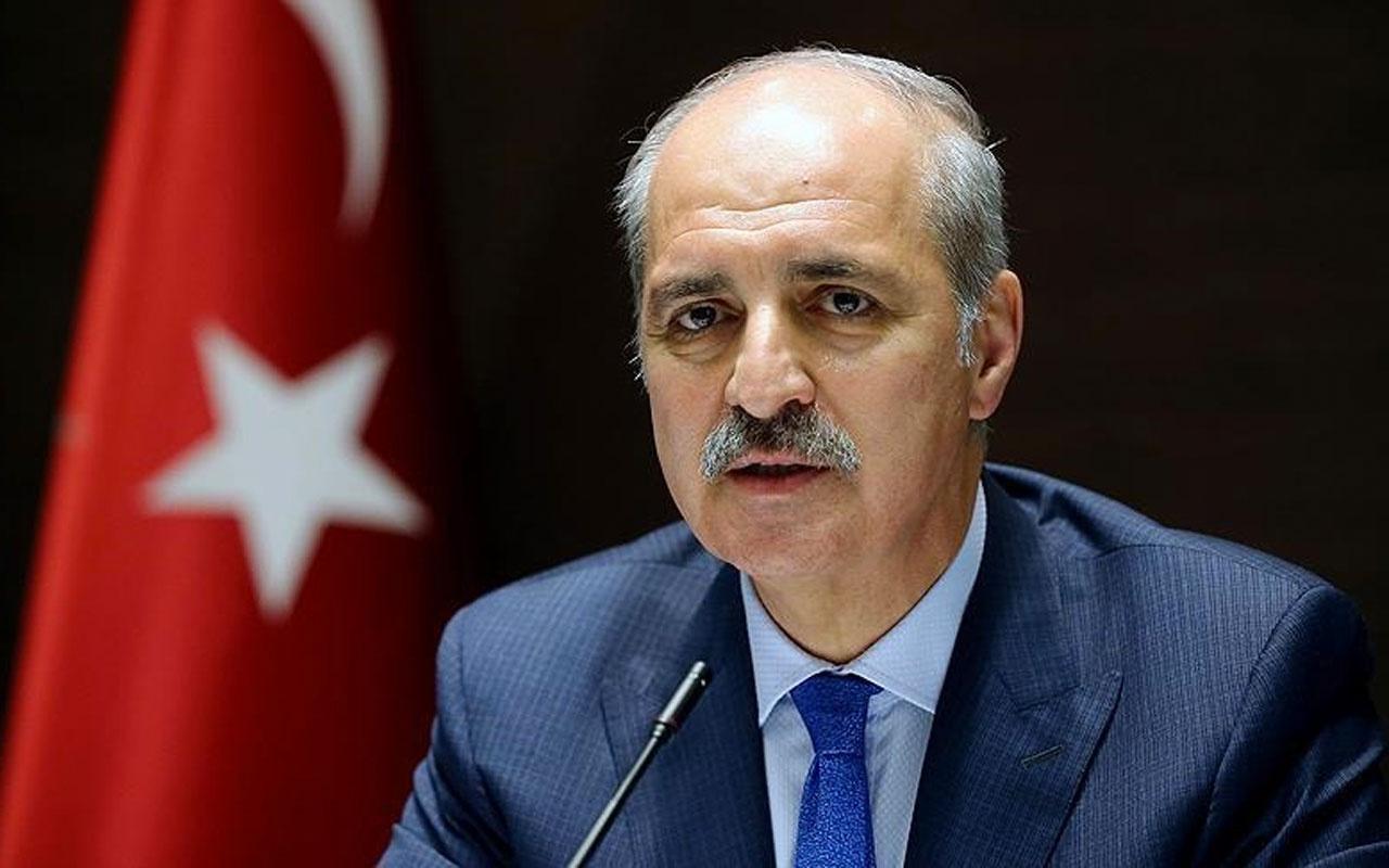 Numan Kurtulmuş: Türkiye çok güçlü bir aktör olarak yerini alacak