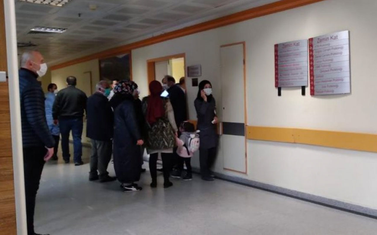 Kadın doktora hastanede oraklı saldırı! Rize'de skandal