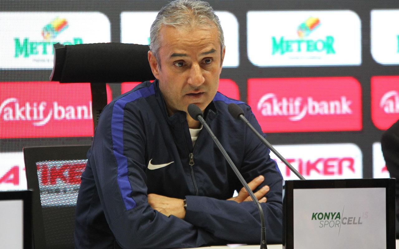 Konyaspor'da teknik direktör İsmail Kartal ile yollar ayrıldı