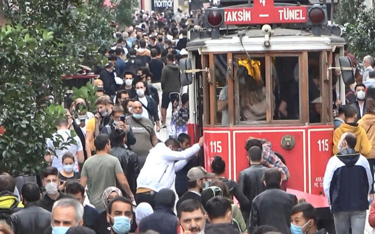Dikkat çeken araştırma! İşte koronavirüs salgınının Türkiye'deki etkileri