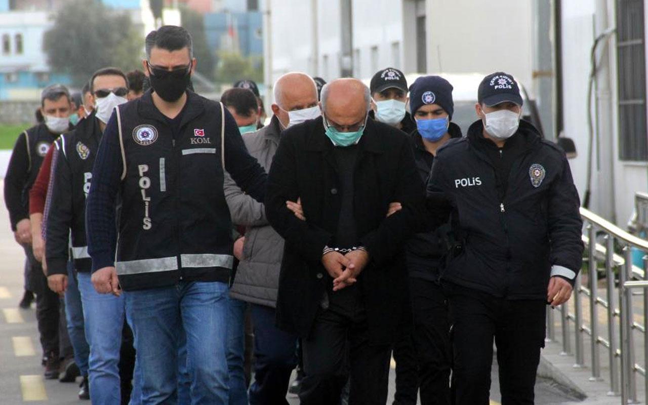 Adana'daki tefeci operasyonunda korkunç ayrıntılar