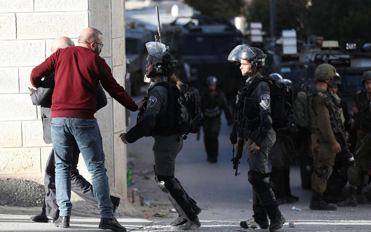 İsrail'den Batı Şeria'daki köye baskın!