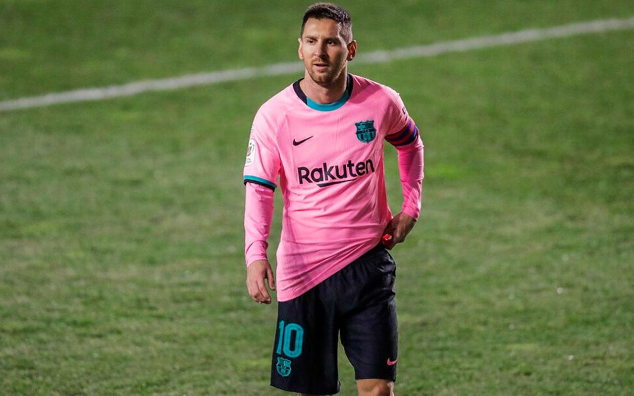 Manchester City'nin Messi için transfer planı