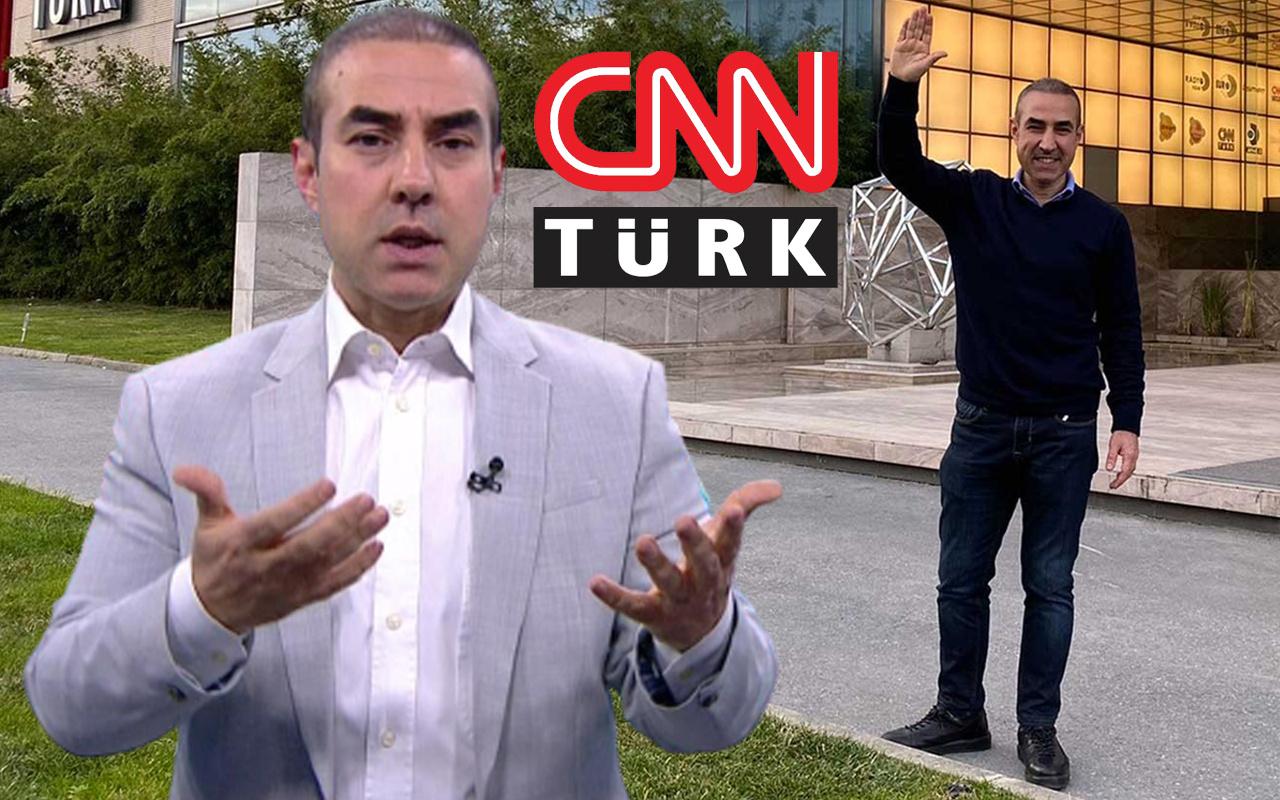 Bünyamin Sürmeli'nin yeni adresi belli oldu! CNN Türk'ten ayrılık nedeni bakın ne çıktı