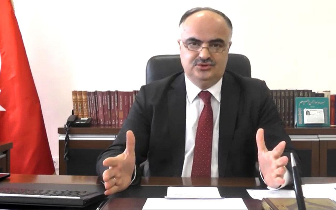 İlahiyat Dekanı Cevdet Kılıç'tan 'skandal' Boğaziçi Üniversitesi paylaşımı!