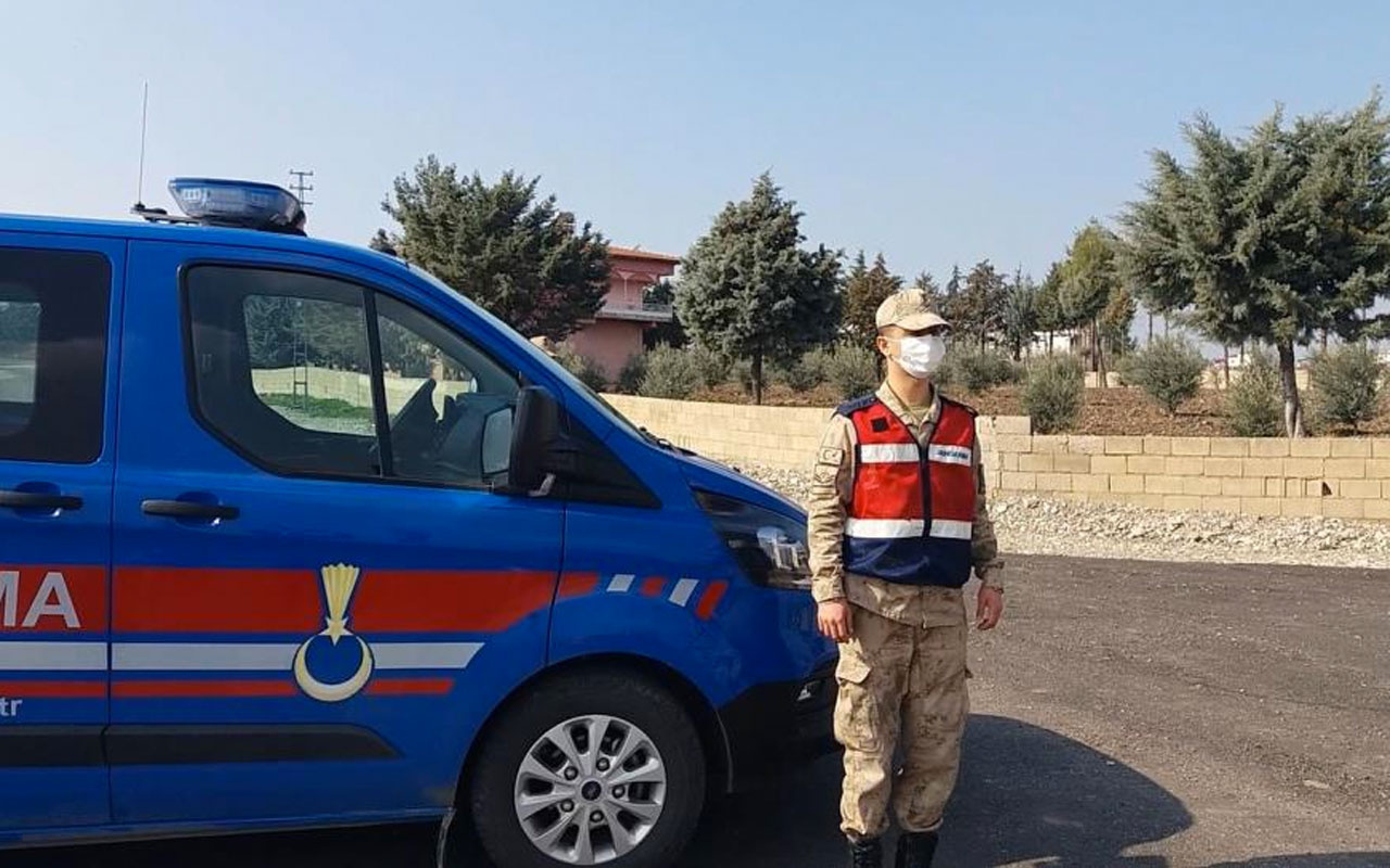 Kahramanmaraş'ta mutasyonlu virüs alarmı mahalle karantinaya ayındı
