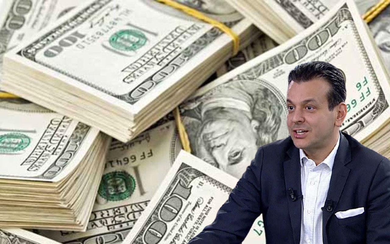 Dolarda düşüş sürecek mi? Ünlü finans uzmanı dolar kuru için fiyat verdi