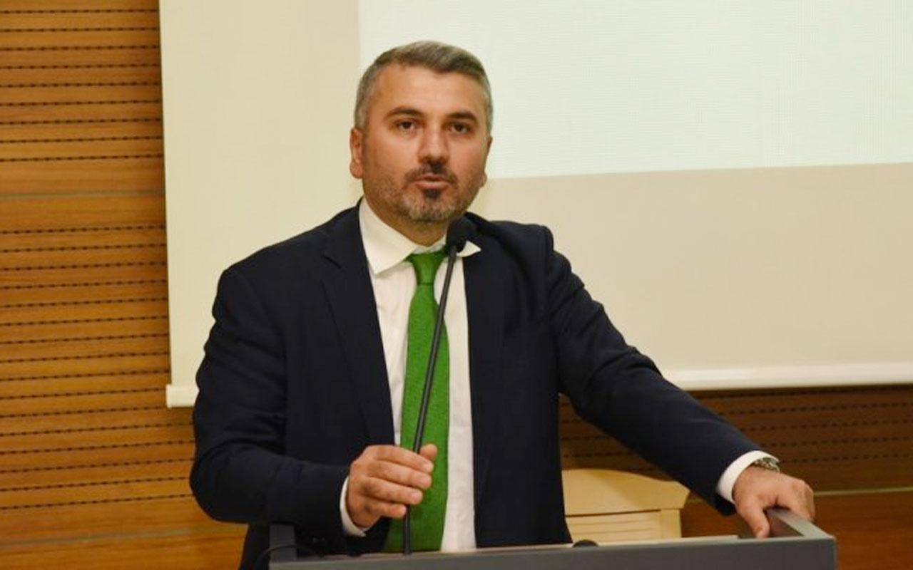 AK Parti Balıkesir MilletvekiliMustafa Canbey CHP'de yaşanan istifaları değerlendirdi