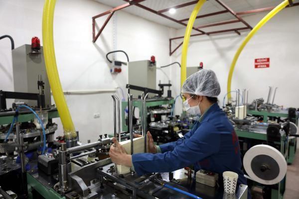 Hindistan'dan Gaziantep'e getirip üretiyor taleplere yetişemiyor