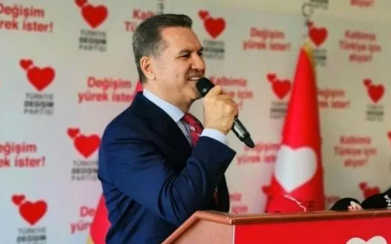 Türkiye Değişim Partisi Lideri Mustafa Sarıgül'e Siirt'te sıcak karşılama
