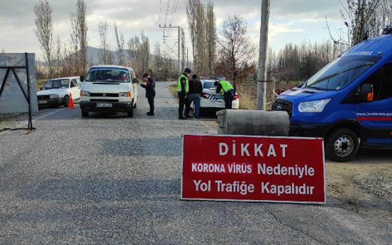 Konya'da korkulan oluyor! Mutasyonlu virüs görülen mahalle sayısı 3'e çıktı