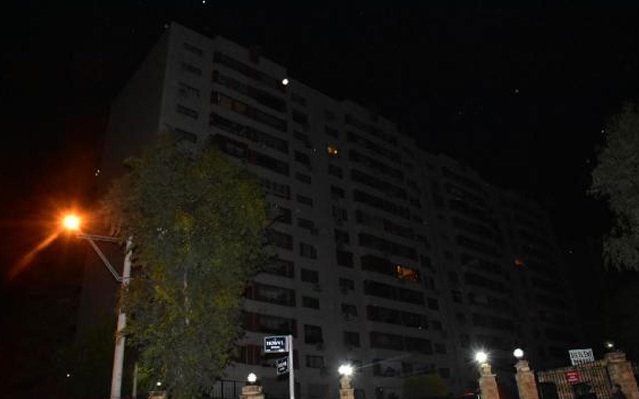 İzmir'de şüpheli ölüm! 7'nci kattan düşen genç hayatını kaybetti