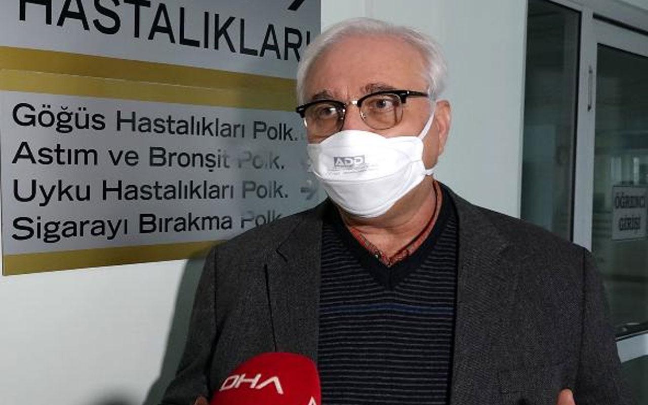 Bilim Kurulu Üyesi Prof. Dr. Tevfik Özlü: Hastalık alışık olduğumuz seyirde sürmüyor