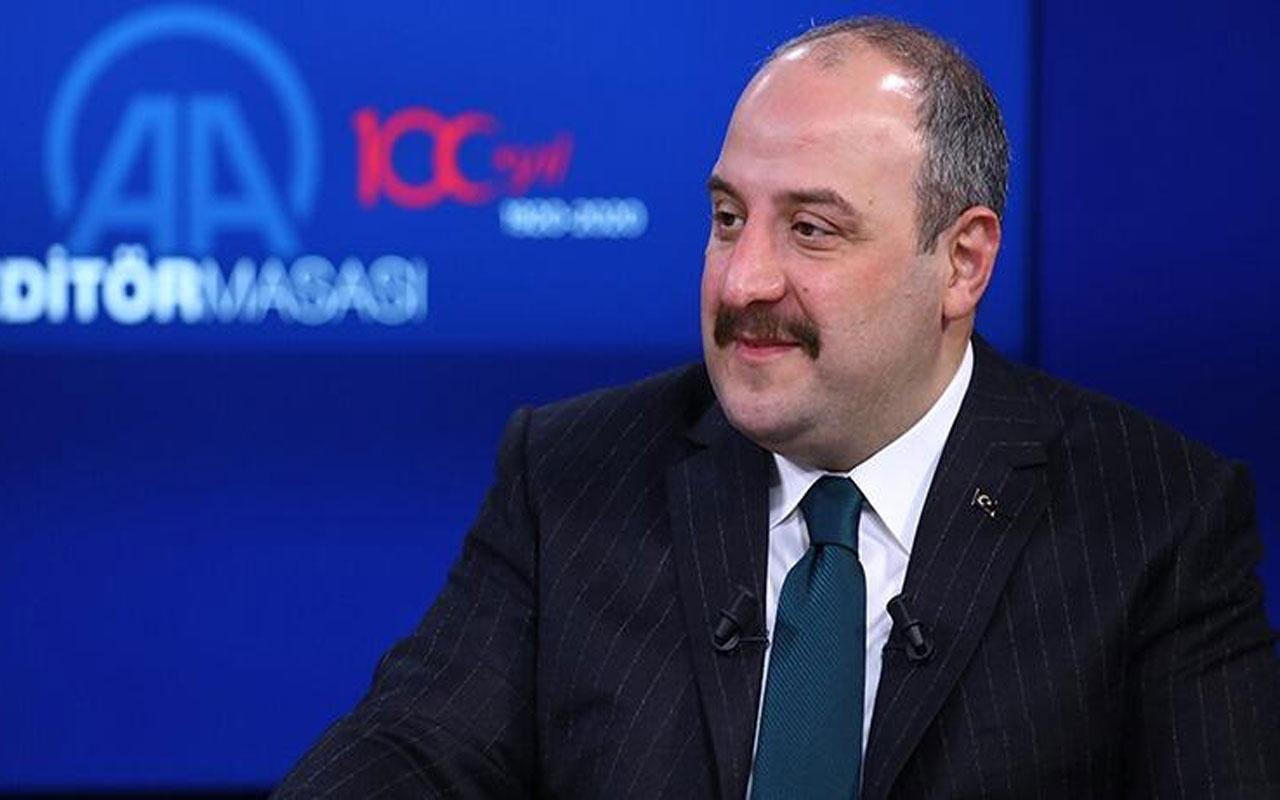 Türkiye'den 'uzay' hamlesi! Sanayi ve Teknoloji Bakanı Mustafa Varank detayları anlattı