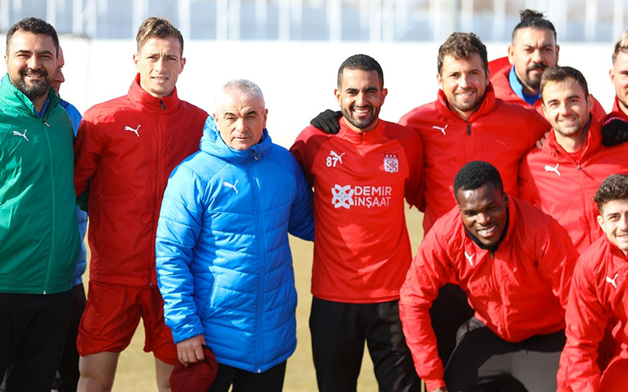 Sivasspor'da Marcelo Goiano'nun sözleşmesi feshedildi