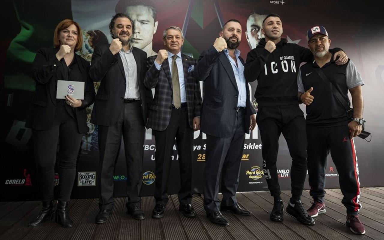 Avni Yıldırım, WBC - WBA Dünya Süper Orta Sıklet Unvan maçında ringe çıkacak