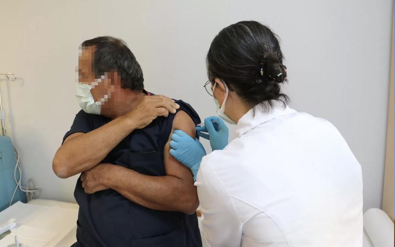 Aşı randevusu alma nasıl olur MHRS aşı randevusu alma ekranı